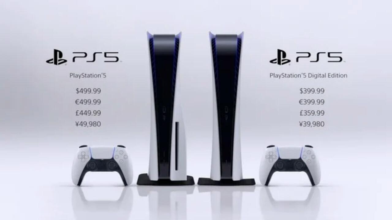 Sony Mengumumkan Tanggal Rilis dan Harga Konsol PlayStation 5 1