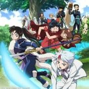 Idol SixTONES Membawakan Lagu Pembuka Anime Yashahime 19