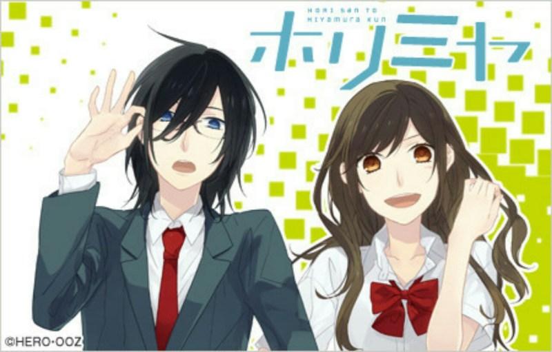 Manga Romcom Berjudul Horimiya Dapatkan Anime TV pada bulan Januari 2021 1