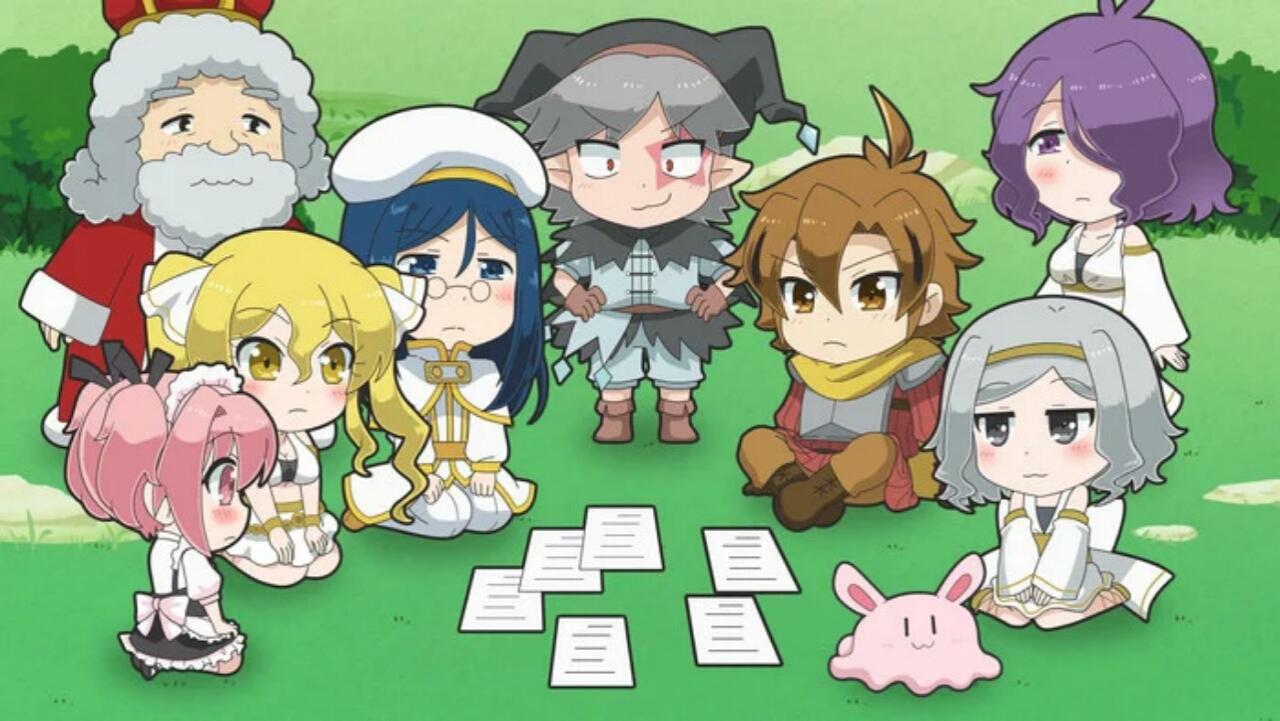 Anime Net Pendek Kusogette Iuna! Tentang Karakter RPG akan Debut pada Musim Gugur Tahun Ini 1
