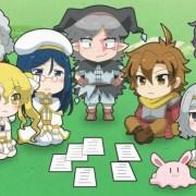 Anime Net Pendek Kusogette Iuna! Tentang Karakter RPG akan Debut pada Musim Gugur Tahun Ini 3