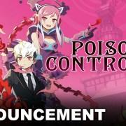 NIS America akan Merilis Game Shōjo Jigoku no Doku Musume untuk PS4 dan Switch Dengan Judul Poison Control 23