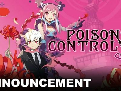 NIS America akan Merilis Game Shōjo Jigoku no Doku Musume untuk PS4 dan Switch Dengan Judul Poison Control 1