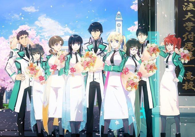 """Novel Ringan """"Mahouka Koukou no Rettousei"""" Akhirnya Berakhir! 1"""