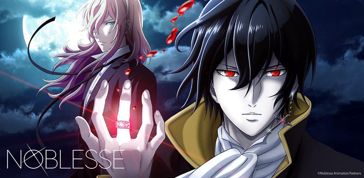 Anime Noblesse Ungkap Jadwal Tayang, serta Preview Episode Pertama 1