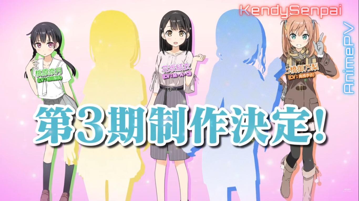 Season 3 dari Anime One Room akan Tayang pada Tanggal 5 Oktober 1
