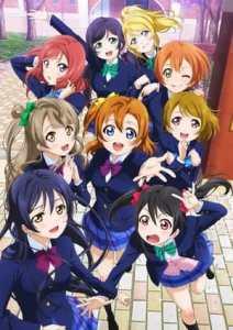Anime Love Live! Nijigasaki High School Idol Club Akan Tayang Perdana Pada 3 Oktober 3