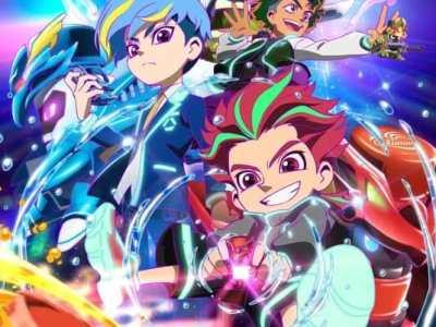Anime Net Cap Kakumei Bottleman Diperlihatkan Lewat Video Promosi 47