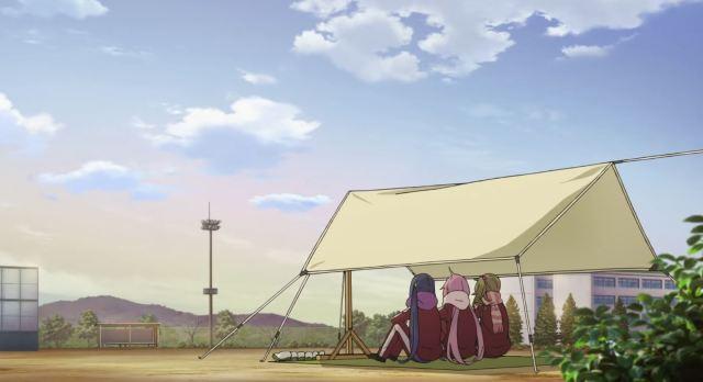 Yuru Camp Season 2 Akan Menemanimu Ke Alam Bebas pada Tahun 2021 7