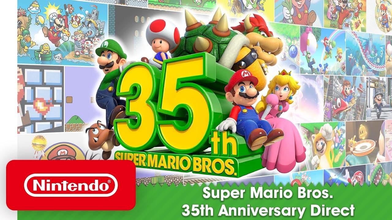 Miyamoto Berikan Nasehat Bijak Untuk Ultah Franchise Mario Ke-35 1