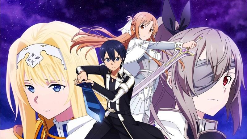 Sword Art Online Arc Moon Cradle Akan Dirilis Ceritanya Lewat Game Sword Art Online Alicization Rising Steel 1