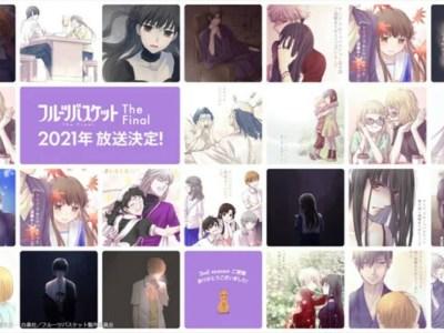 Anime Fruits Basket Dapatkan Season 'Akhir' pada Tahun 2021 17