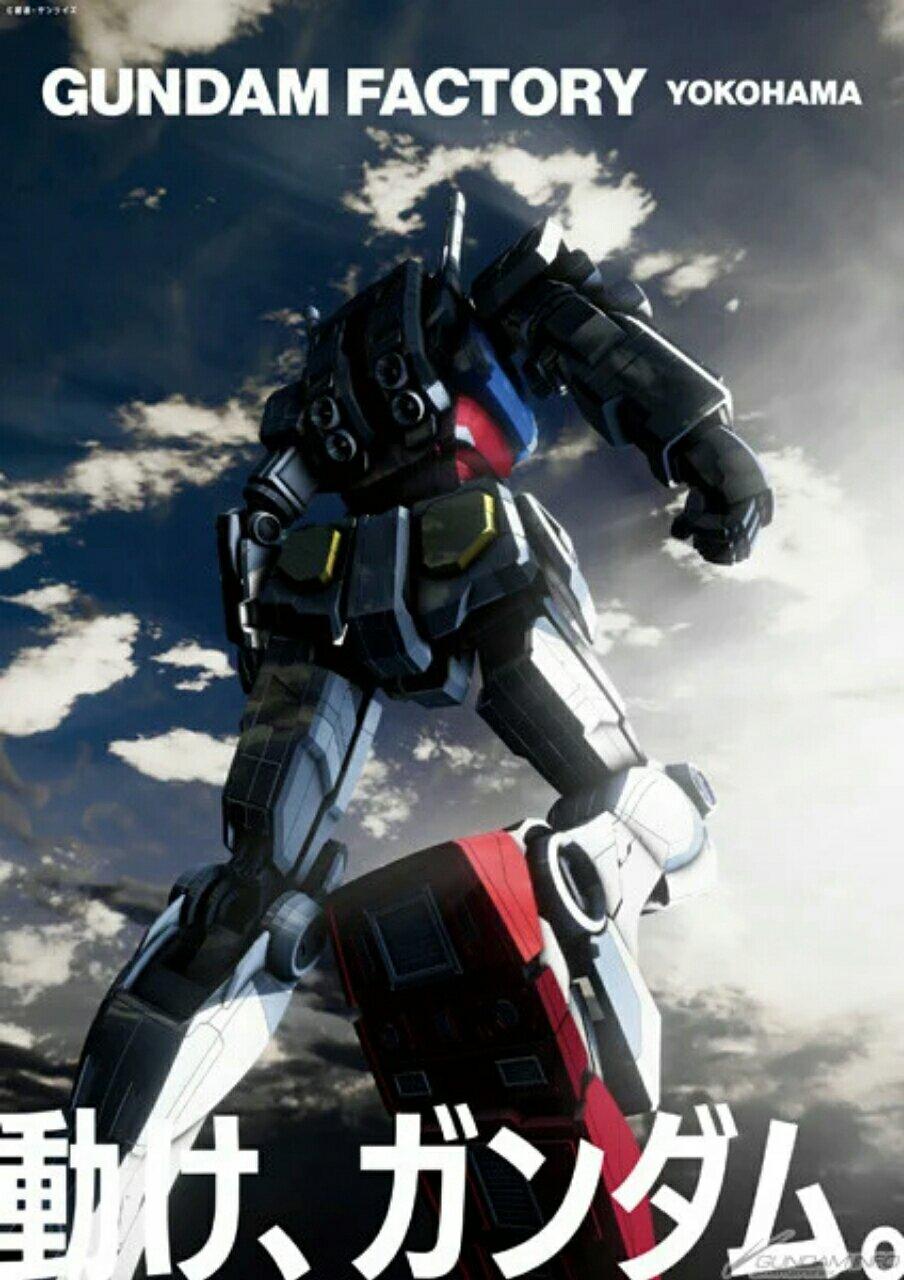 Grand Opening Patung Gundam Bergerak Ukuran Asli Sekarang Dijadwalkan untuk Tanggal 19 Desember 2