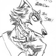 Manga Beastars Akan Berakhir dalam 3 Chapter Lagi, dan Adaptasi Animenya Diperankan oleh Yuuki Kaji 4