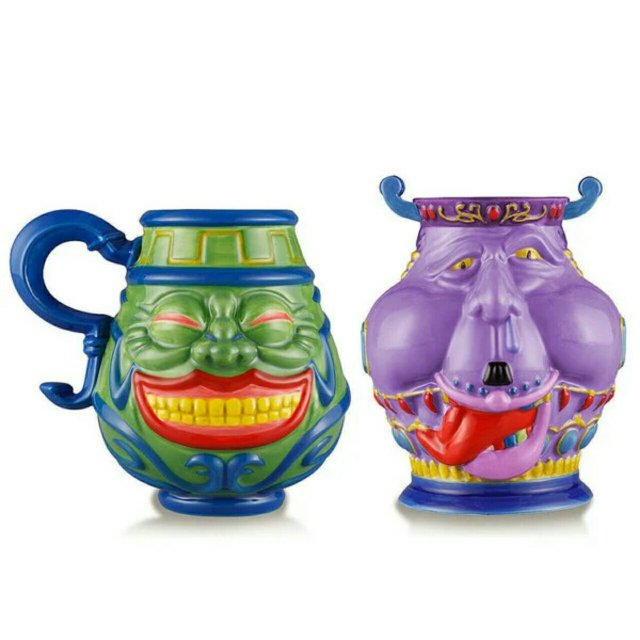 Kini Kamu Bisa Minum Minuman Favorit Kamu dengan Cangkir Pot of Greed dan Pot of Avarice dari Yu-Gi-Oh! 2