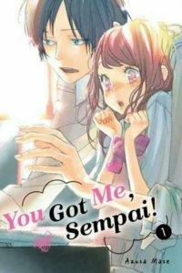 Manga You Got Me, Sempai! Akan Berakhir pada Bulan Oktober 2