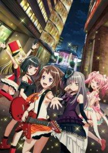 Film Anime BanG Dream! FILM LIVE 2nd Stage dan Episode of Roselia I: Yakusoku Ungkap Video Promosi 4