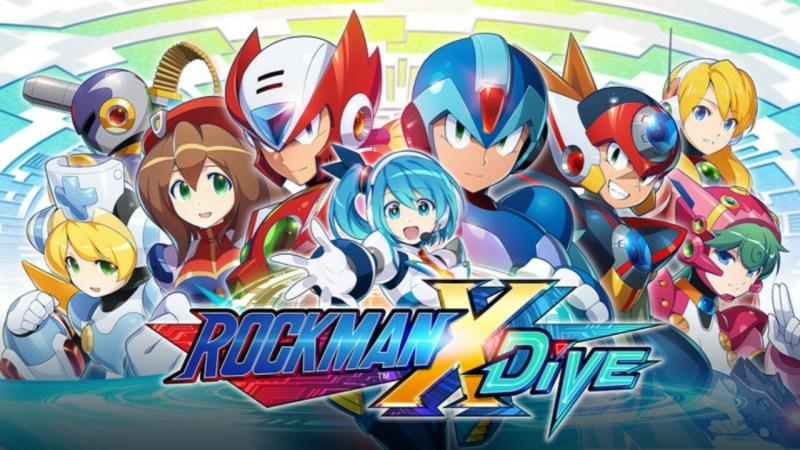 Game Smartphone dari Seri Mega Man X Dijadwalkan untuk Jepang pada Musim Gugur 2020 1
