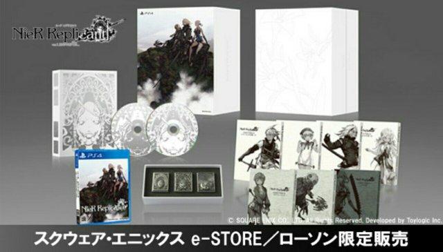Remaster Action RPG NieR Replicant Akan Diluncurkan pada Tanggal 22 April 2