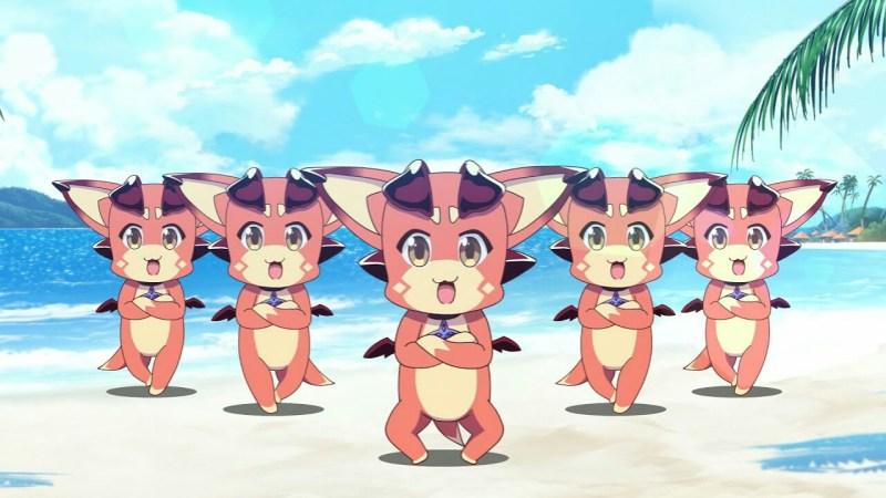 Video Promosi Ketiga Anime Pendek Granblue Fantasy Dirilis 1