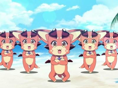 Video Promosi Ketiga Anime Pendek Granblue Fantasy Dirilis 4