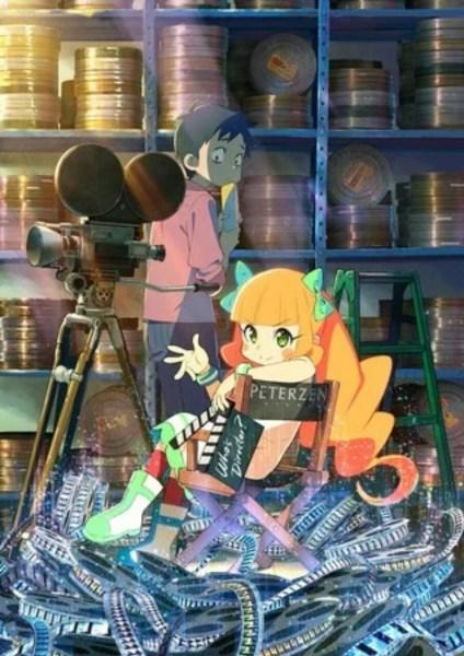 Film Anime Pompo: The Cinéphile Ditunda Hingga Musim Semi 2021 1