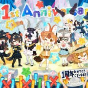 Game Smartphone Kemono Friends 3 Merayakan Ulang Tahun Pertamanya dengan Ilustrasi Baru 22