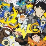 Anime Fire Force Season 2 Pratinjau Arc Haijima, Lagu Kana-Boon dalam Video 9