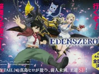 J.C. Staff Memproduksi Anime TV Edens Zero untuk Debut pada Bulan April 2021 32