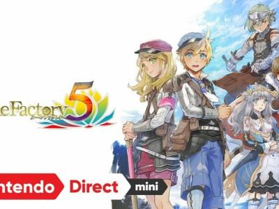 Game Switch Rune Factory 5 akan Diluncurkan di Jepang pada Tanggal 20 Mei 2021 4