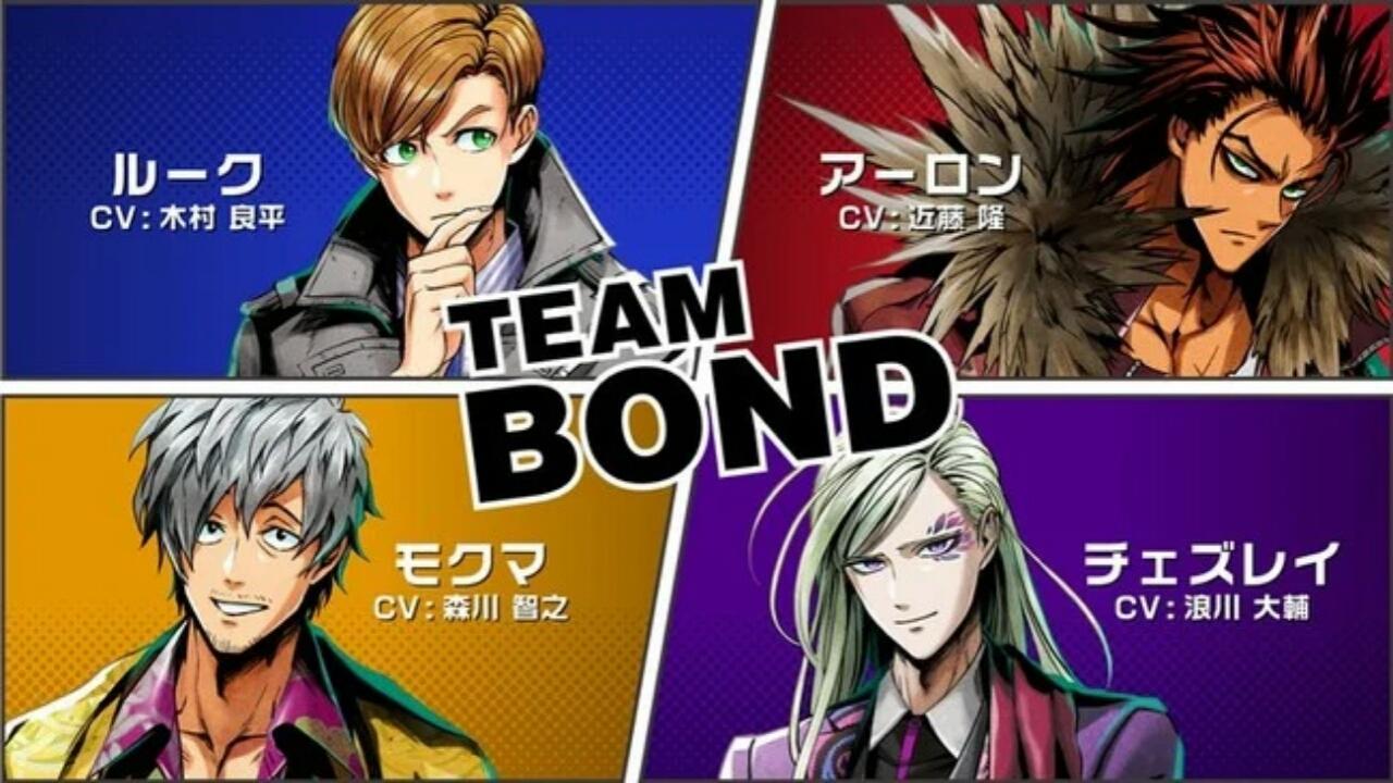 Koei Tecmo Umumkan Game Buddy Mission: Bond untuk Switch 1
