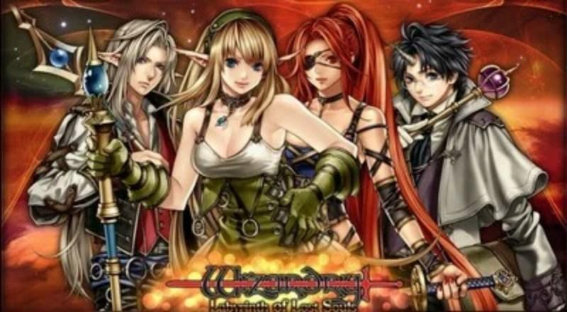 Drecom dari Jepang Memperoleh Hak Cipta Seri Game Wizardry untuk Mengembangkan Judul Baru 1