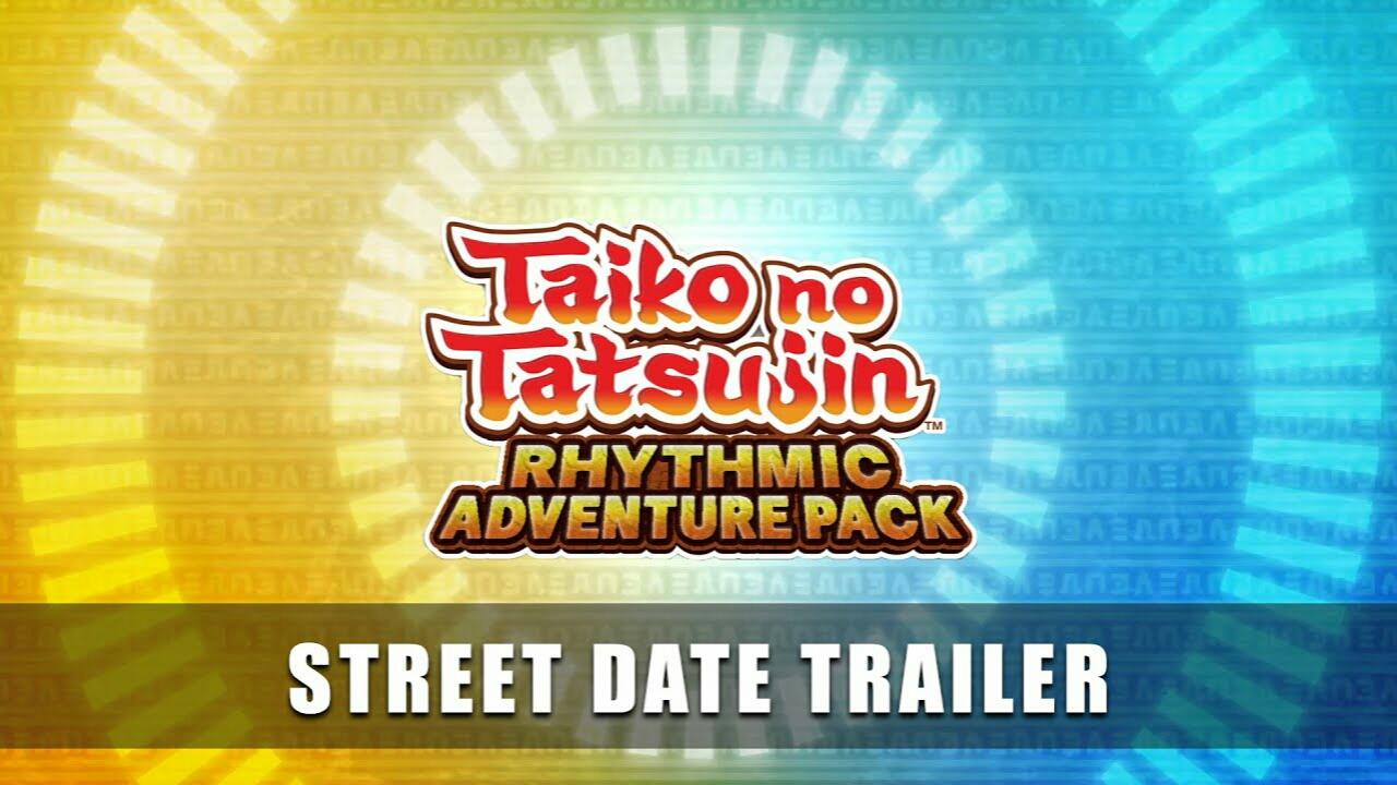 Koleksi Game Taiko no Tatsujin: Rhythmic Adventure Pack Akan Diluncurkan untuk Switch pada Tanggal 3 Desember 1
