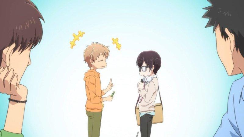 Anime Wotaku ni Koi wa Muzukashii Ungkapkan Visual Untuk OVA Yang Rilis 26 Februari 1