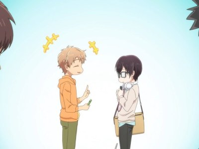 Anime Wotaku ni Koi wa Muzukashii Ungkapkan Visual Untuk OVA Yang Rilis 26 Februari 7