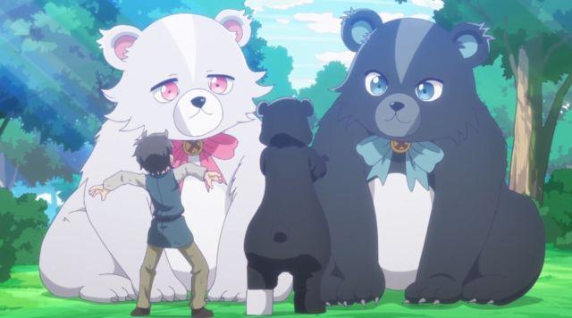 Nikmati Petualangan Yuna Dalam Kuma Kuma Kuma Bear Yang Manis 26