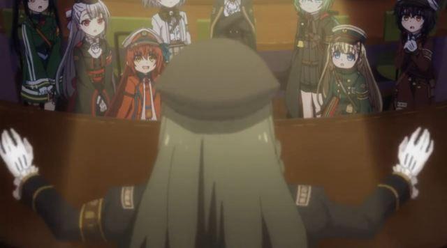 Siap-Siap Overdosis Melihat Gadis Kereta Moe Dari Anime Rail Romanesque Adaptasi Maitetsu 27
