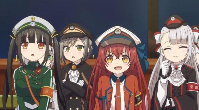 Siap-Siap Overdosis Melihat Gadis Kereta Moe Dari Anime Rail Romanesque Adaptasi Maitetsu 32