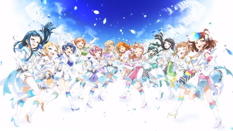 Film Anime Tokyo 7th Sisters Dijadwalkan Ulang Ke Awal Musim Semi 2021 1