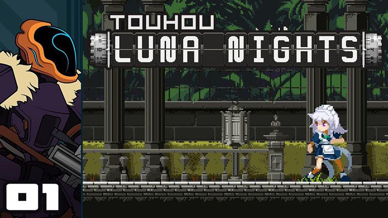 Versi Switch untuk Game Touhou Luna Nights Diumumkan Mulai Rilis Tahun Ini 1