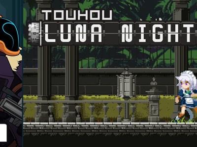 Versi Switch untuk Game Touhou Luna Nights Diumumkan Mulai Rilis Tahun Ini 41