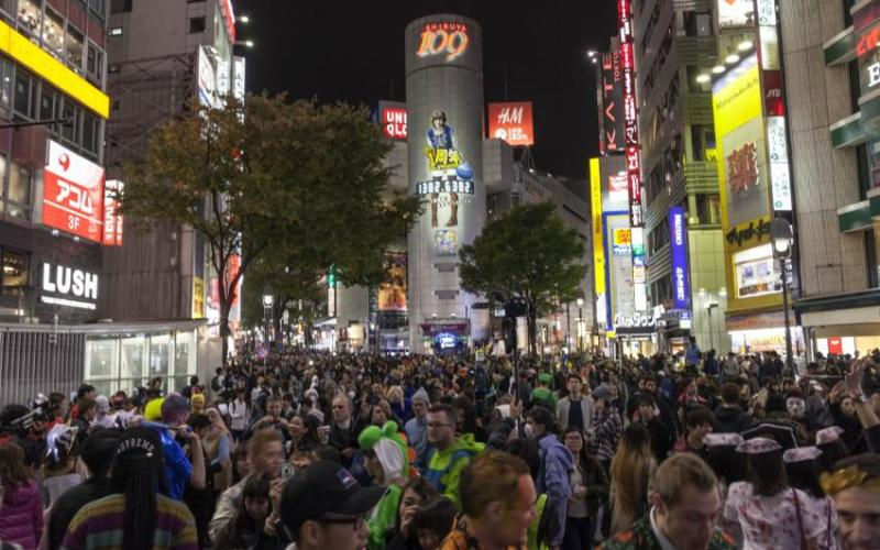 Jepang Menerapkan Metode Baru untuk Perayaan Pesta Halloween Selama Pandemi 1