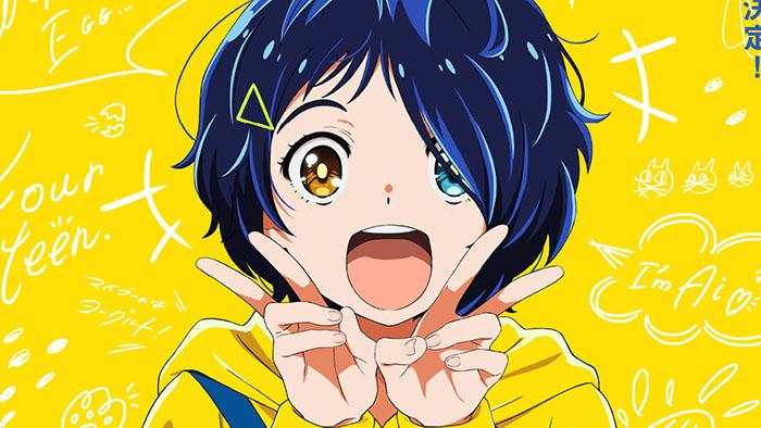 Anime Original Wonder Egg Priority Mulai Tayang Perdana pada Januari 2021 1