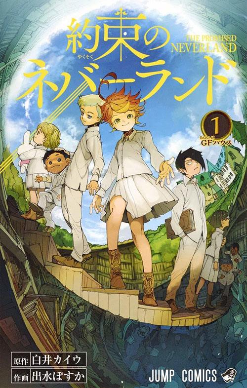 Manga The Promised Neverland Menambahkan Chapter Bonus Tentang Sister Krone 2
