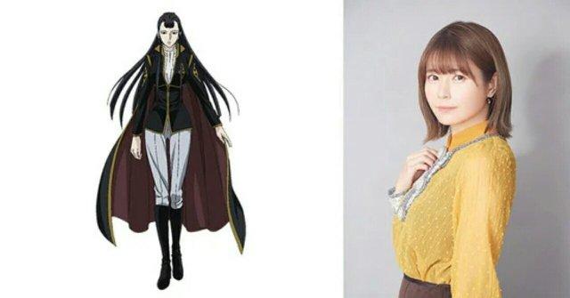Anime Noblesse Diperankan oleh Ayana Taketatsu, Itaru Yamamoto, dan Mutsumi Tamura 2