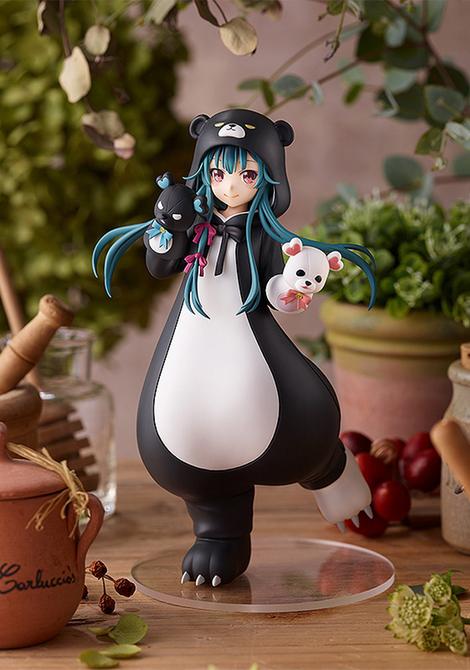 Miliki Sosok Yuna Yang Overpower Dengan Kostum Beruangnya - Kini Dijual Figure Yuna Setinggi 17-Cm 2