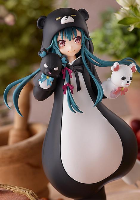 Miliki Sosok Yuna Yang Overpower Dengan Kostum Beruangnya - Kini Dijual Figure Yuna Setinggi 17-Cm 7