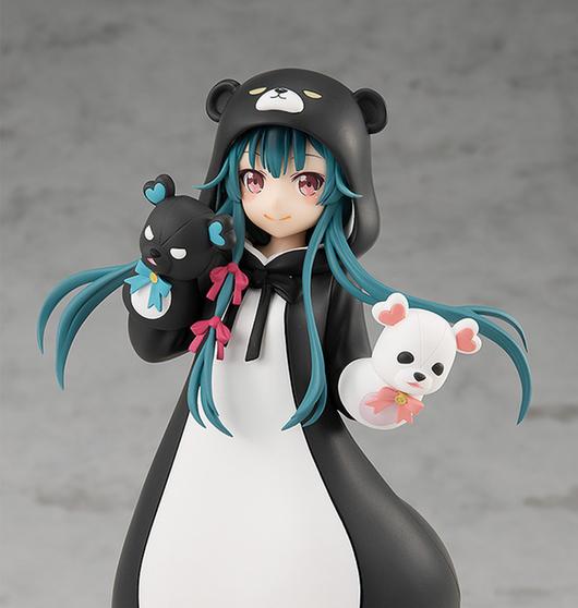 Miliki Sosok Yuna Yang Overpower Dengan Kostum Beruangnya - Kini Dijual Figure Yuna Setinggi 17-Cm 11
