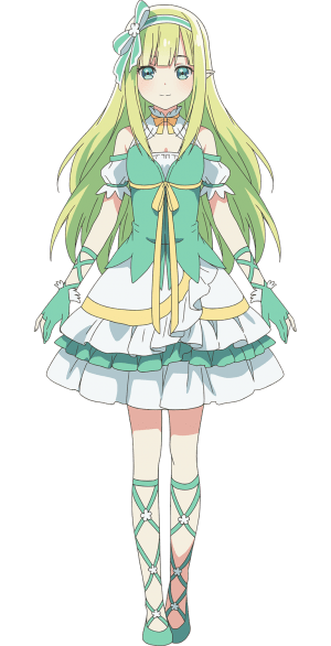 Novel Seirei Gensouki - Spirit Chronicles Resmi Dapatkan Adaptasi Anime TV 16