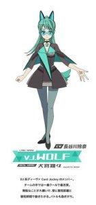 Anime TV Wixoss Baru Ungkap 9 Anggota Seiyuu Lainnya 4